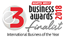 e3 international business of the year award